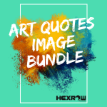 HEXROW ART QUOTES