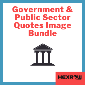 HEXROW government and public sector image bundle