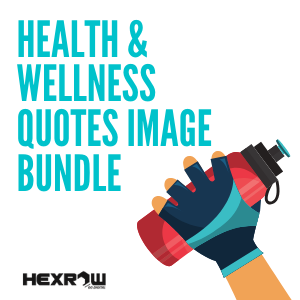 HEXROW health & wellness image bundle