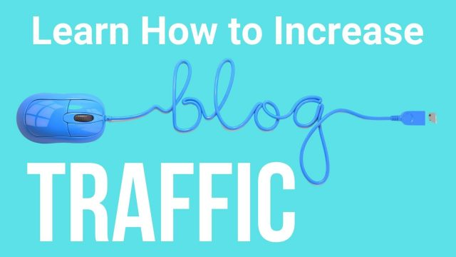 Learn To Increase Blog Traffic With Hexrow Go Digital Pvt Ltd
