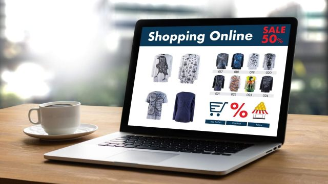 e commerce Webdesign and Development In India
