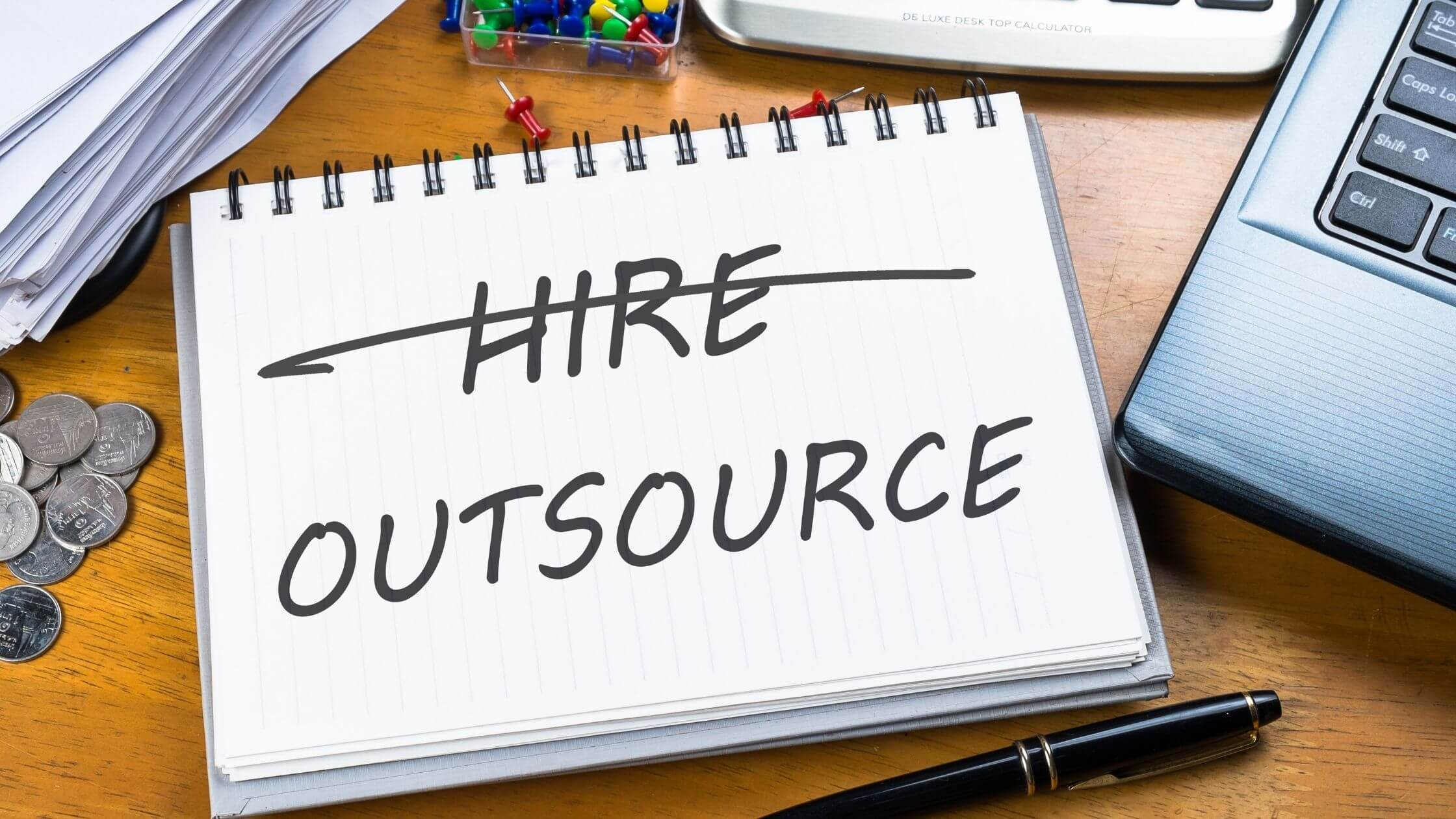 Learn The reasons for outsourcing With HexRow Go Digital Pvt Ltd Digital Marketing Company