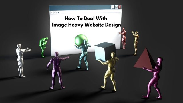 How To Deal With Heavy Image Website WordPress CMS Web Design