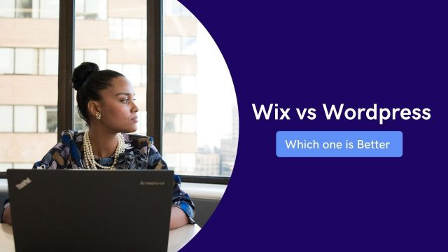 wix vs wordpress which one better