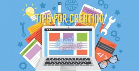 Tips for creating great content