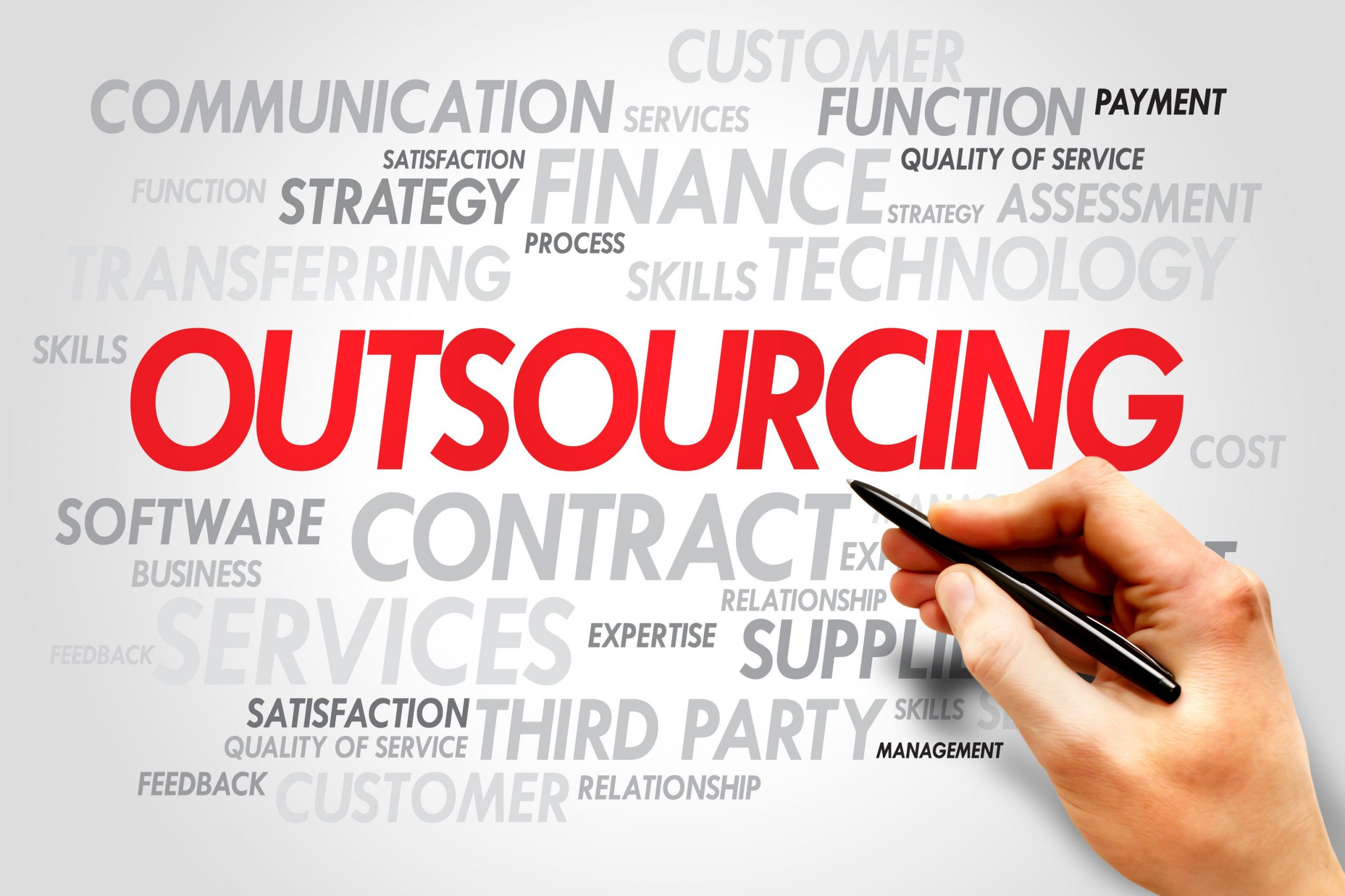Why should you outsource