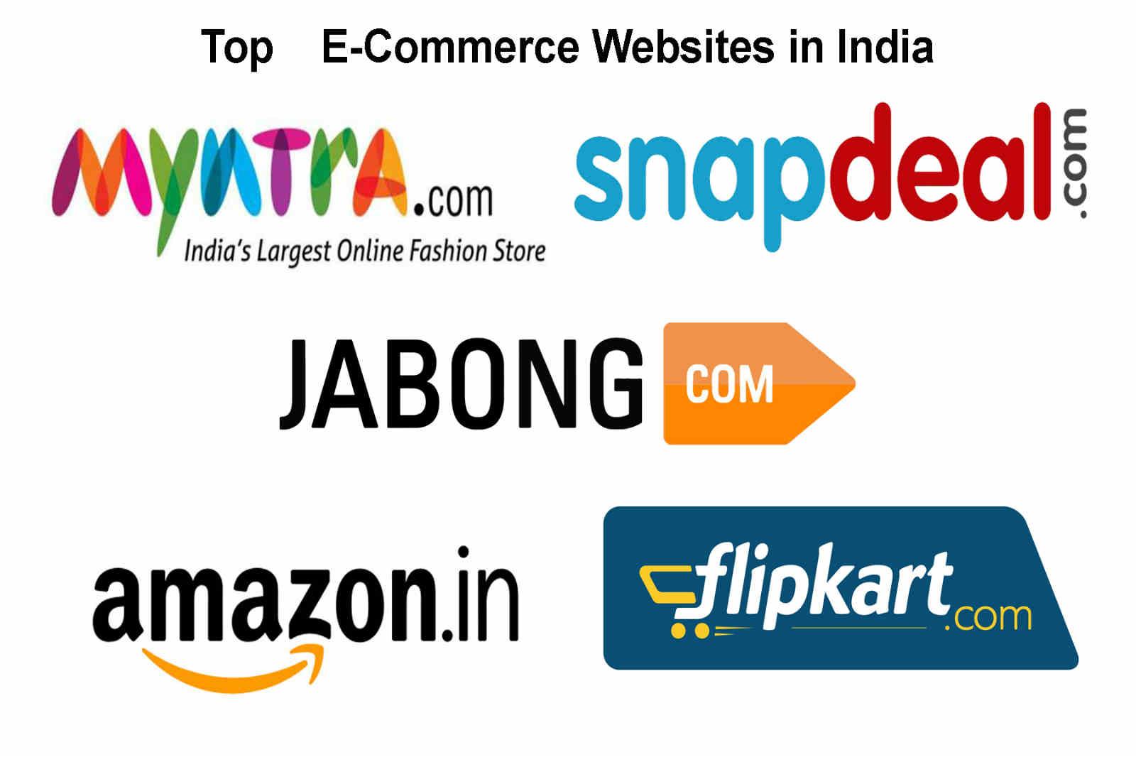 e commerce sites in india